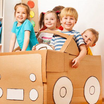 Чем можно занять ребенка в 3 года