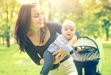 Няня для грудного ребенка