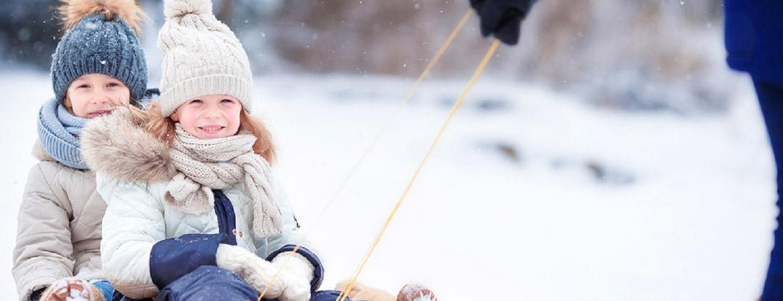 Няня зимние каникулы Москва
