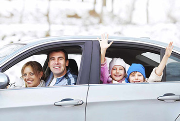 Личный семейный водитель
