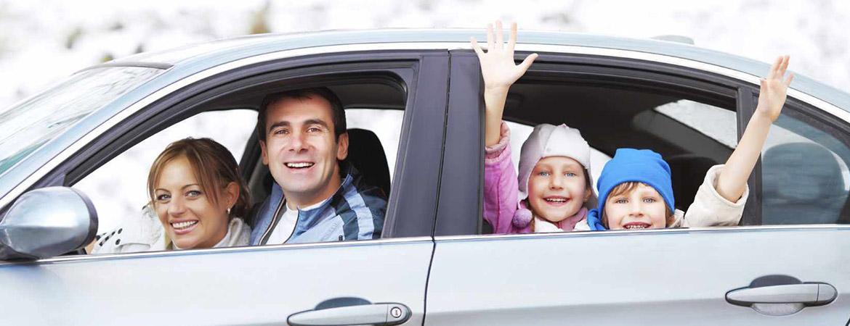 Семейный водитель