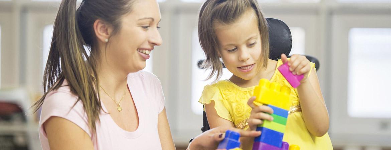 Няня для ребенка с ДЦП