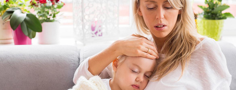 Няня на время болезни ребенка